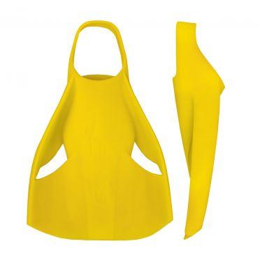 Finis Edge fin zwemvinnen geel