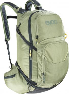 Evoc Explorer pro 30 liter rugzak light olive