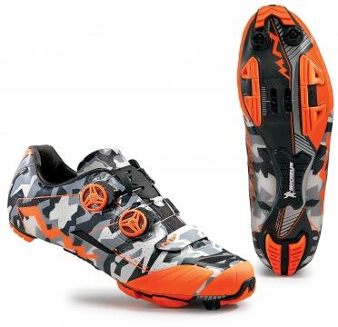 Northwave Extreme XC MTB mountainbikeschoen oranje heren