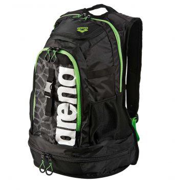 Arena Fastpack 2.1 rugzak zwart/groen