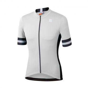 Sportful Kite fietsshirt korte mouwen wit heren