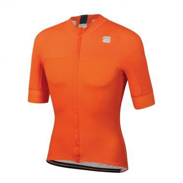 Sportful Bodyfit pro classic fietsshirt korte mouwen oranje heren