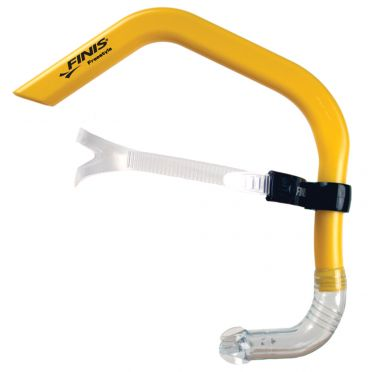 Finis Freestyle Snorkel geel