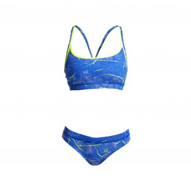 Funkita Sea salt Sports bikini set dames
