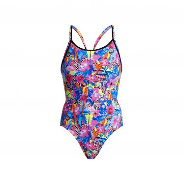 Funkita Club tropo diamond back badpak dames