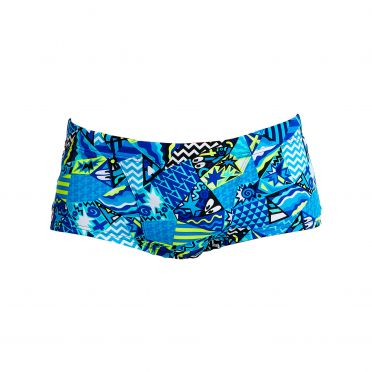 Funky Trunks Rock Steady Classic trunk zwembroek heren