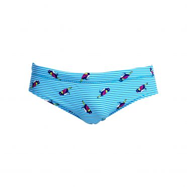 Funky Trunks Tweety tweet Classic brief zwembroek heren
