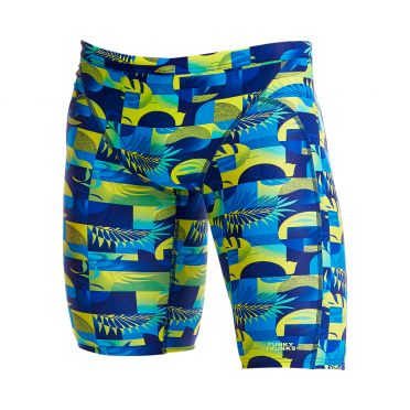 Funky Trunks Magnum Pi Training jammer zwembroek