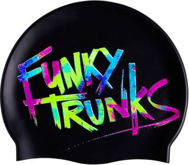 Funky Trunks Siliconen badmuts Trunk Tag