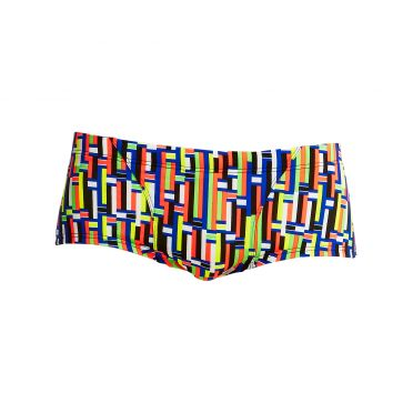 Funky Trunks Prime Time Classic trunk zwembroek heren
