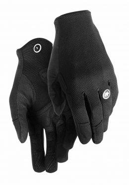 Assos Trail FF handschoenen zwart unisex