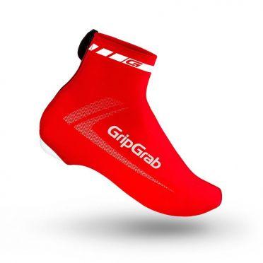 GripGrab RaceAero overschoenen rood
