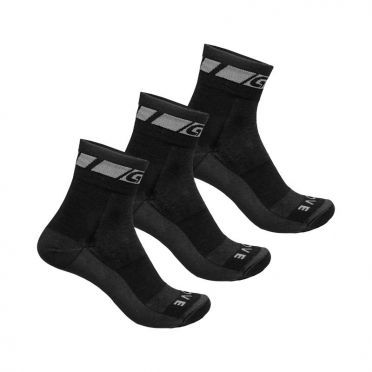 GripGrab Merino regular cut sokken 3-pack