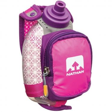 Nathan Quickshot plus insulated handfles roze