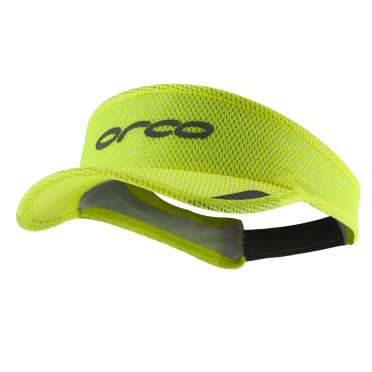 Orca Hardloop visor geel