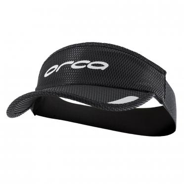 Orca Hardloop visor Flexi-Fit zwart