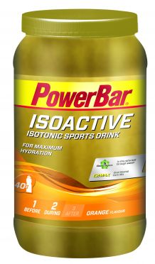 Powerbar Isoactive 1320 gram orange