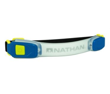 Nathan LightBender RX armband blauw