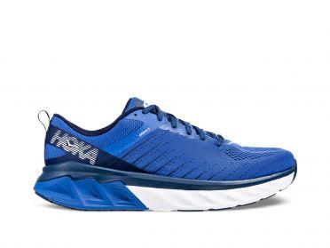 Hoka One One Arahi 3 hardloopschoenen blauw heren