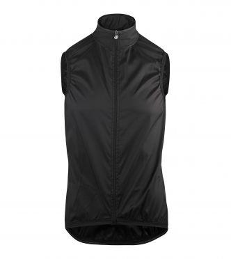 Assos Mille GT wind vest fietsjack zwart heren