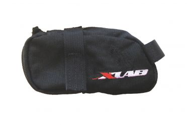 XLAB Mini saddle bag zadeltas zwart