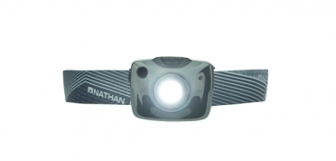 Nathan Nebula Fire crossover hoofdlamp grijs