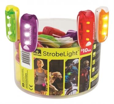 Nathan StrobeLight Candy Jar - Assorted 48 stuks