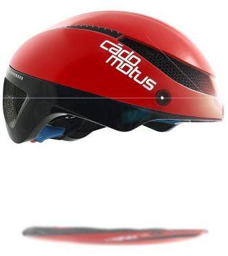 Cádomotus Omega Aerospeed helm rood