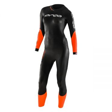 Orca openwater SW lange mouw wetsuit dames