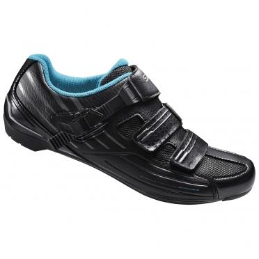 Shimano schoen race RP300 zwart dames