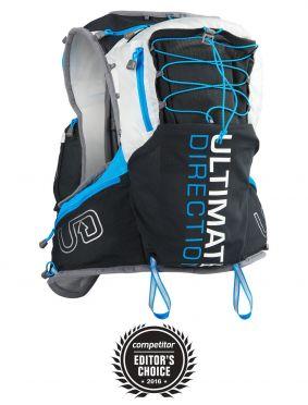 Ultimate Direction PB adventure vest 3.0 hardlooprugzak graphite