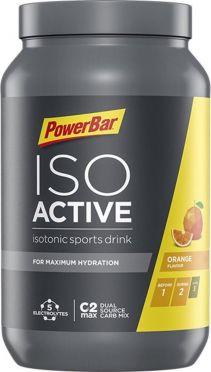Powerbar Isoactive 600 gram lemon