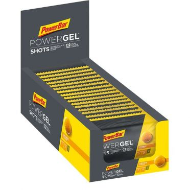 Powerbar Powergel shots orange 24 x 60 gram