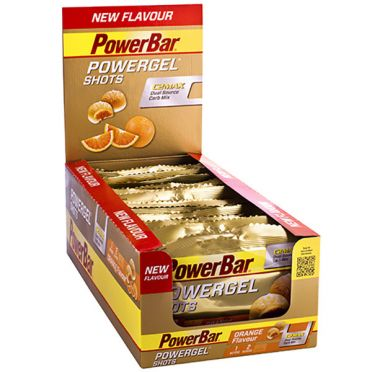 Powerbar Powergel shots orange 24 x 60 gram