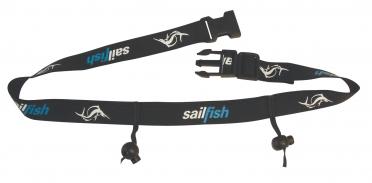 Sailfish Startnummerband zwart
