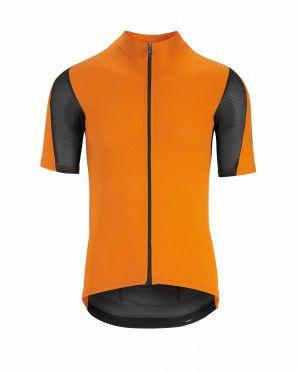 Assos Rally SS fietsshirt oranje heren