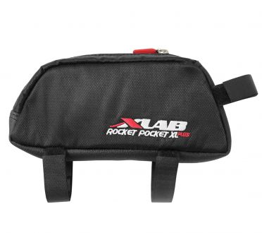 XLAB Rocket pocket XL plus frametas zwart