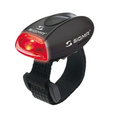 Sigma Micro LED achterlicht zwart