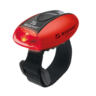 Sigma Micro LED achterlicht rood