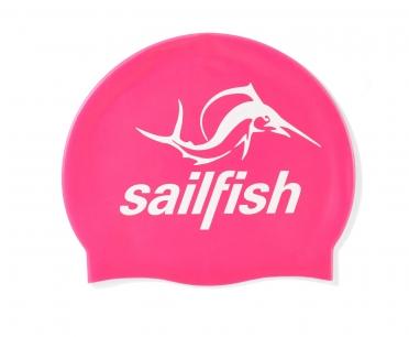 Sailfish Siliconen swimcap roze