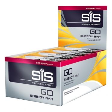SiS GO Energy energiereep rode bes 30 stuks