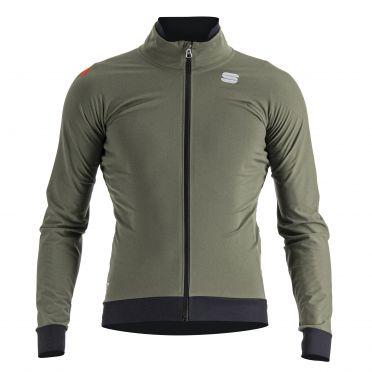 Sportful Fiandre pro lange mouw jacket groen heren