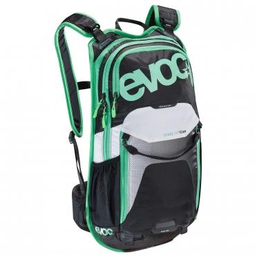 EVOC Stage team 12 liter rugzak zwart/groen