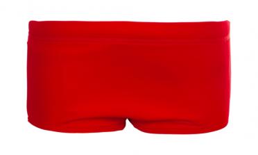 Funky Trunks Still rood Printed trunk zwembroek jongens