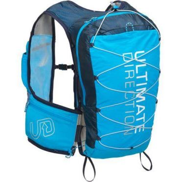 Ultimate Direction Mountain vest 4.0 hardlooprugzak blauw