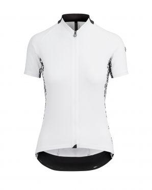 Assos Uma GT EVO fietsshirt wit dames