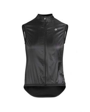 Assos Uma GT wind vest fietsjack zwart heren