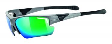 Uvex Sportstyle 106 Sportbril grijs-mat