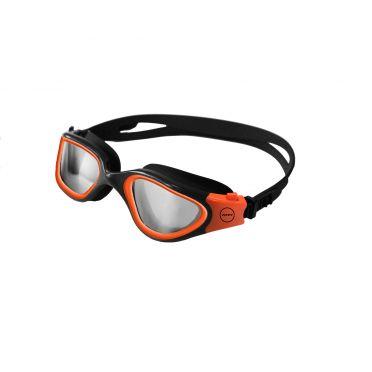 Zone3 Vapour PH zwembril zwart/oranje