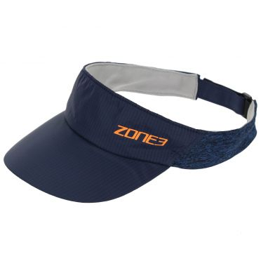 Zone3 Lightweight Race visor blauw/oranje